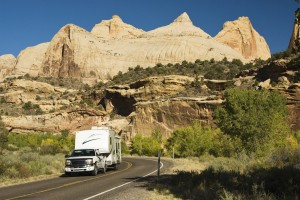 touring Capital Reef